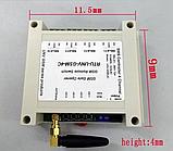 Четырехканальное GSM реле з SMS і Дзвінків(вимикач) UNV 5/6/9/12 Вольт, фото 7