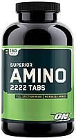 Superior Amino 2222 Tabs Optimum Nutrition (160 табл.)