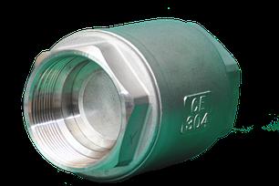 Клапан обратный муфтовый нержавеющий VCT AISI 304