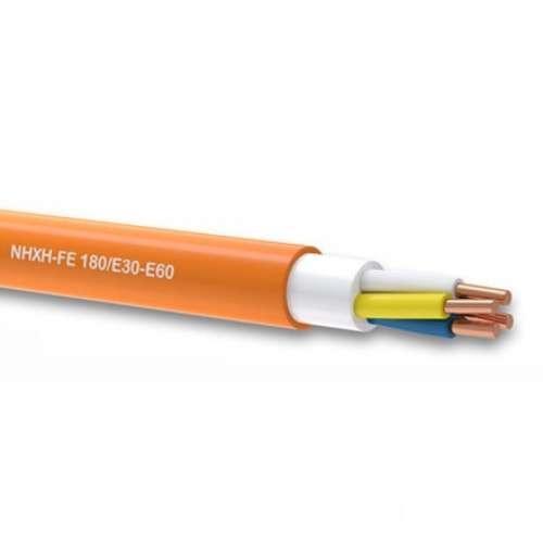 Огнестойкий кабель  NHXH FE 180 E90 5x4