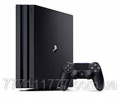 Игровая приставка Sony PlayStation 4 Pro (PS4 Pro) 1TB + DualShock