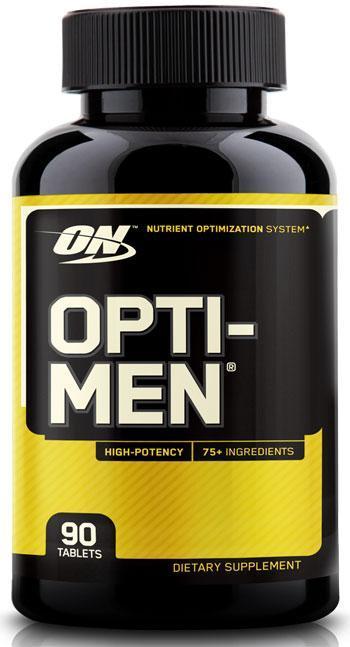 Opti-Men Optimum Nutrition (90 таб.)