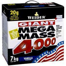 Mega Mass 4000 Weider (7000 гр.)