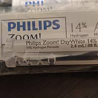 Система домашнего отбеливания зубов zoom philips daywhite 14% 1 шпр. х 2,4мл.