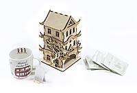 Чайный домик «Китайская башня» из фанеры