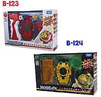 Beyblade Burst B-124 и B-123 Takara Tomy ORIGINAL!
