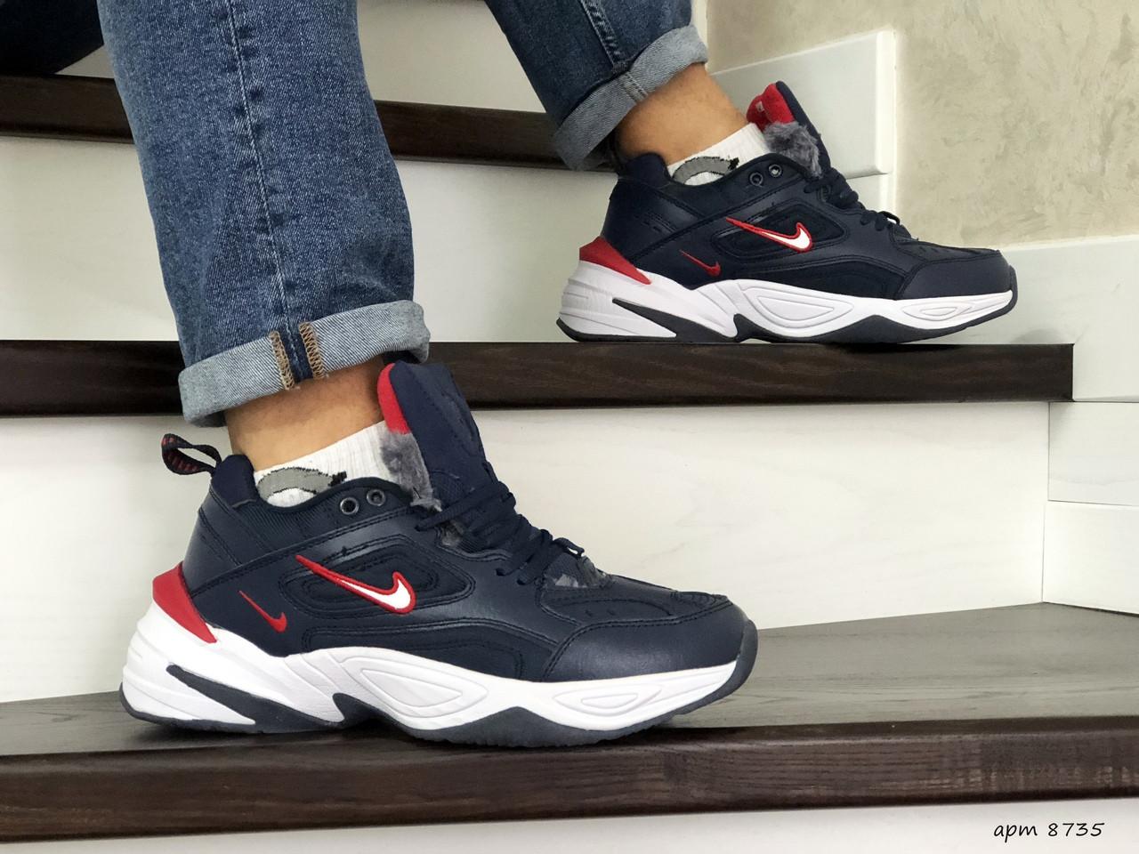 Утепленные кроссовки Nike, размеры 41-45