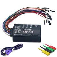 USB Логічний аналізатор 100МГц 16-кан, MCU ARM
