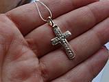 Классический золотой крест, фото 2