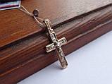 Классический золотой крест, фото 3
