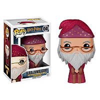 Фигурка Funko Pop Фанко Поп Гарри Поттер Альбус Дамблдор Harry Potter Albus Dumbledore 10 см - 222638