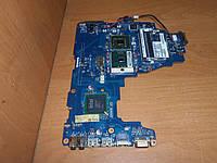 Материнская плата ноутбук Toshiba C660 под восстановление