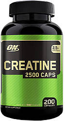 Creatine 2500 caps Optimum nutrition (200 капс.)