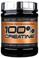 100% Creatine monohydrate Scitec Nutrition (300 гр.)