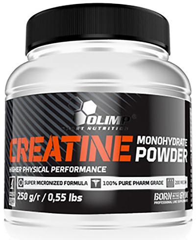 Creatine monohydrate powder Olimp (250 гр.)