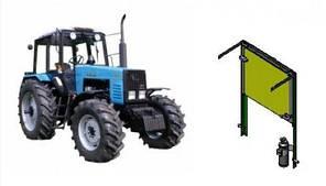 Конденсатор кондиціонера трактора МТЗ