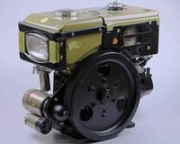 Двигатель для мотоблока с электростартером R180NDL GZ (8 л.с.)