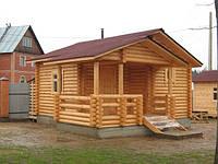 Проектирование и строительство деревянных бань под ключ из сруба