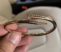 Браслет Cartier Juste Un Clou 19969 Rose Gold