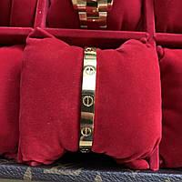 Браслет Cartier Love 16S 19940 Yellow Gold