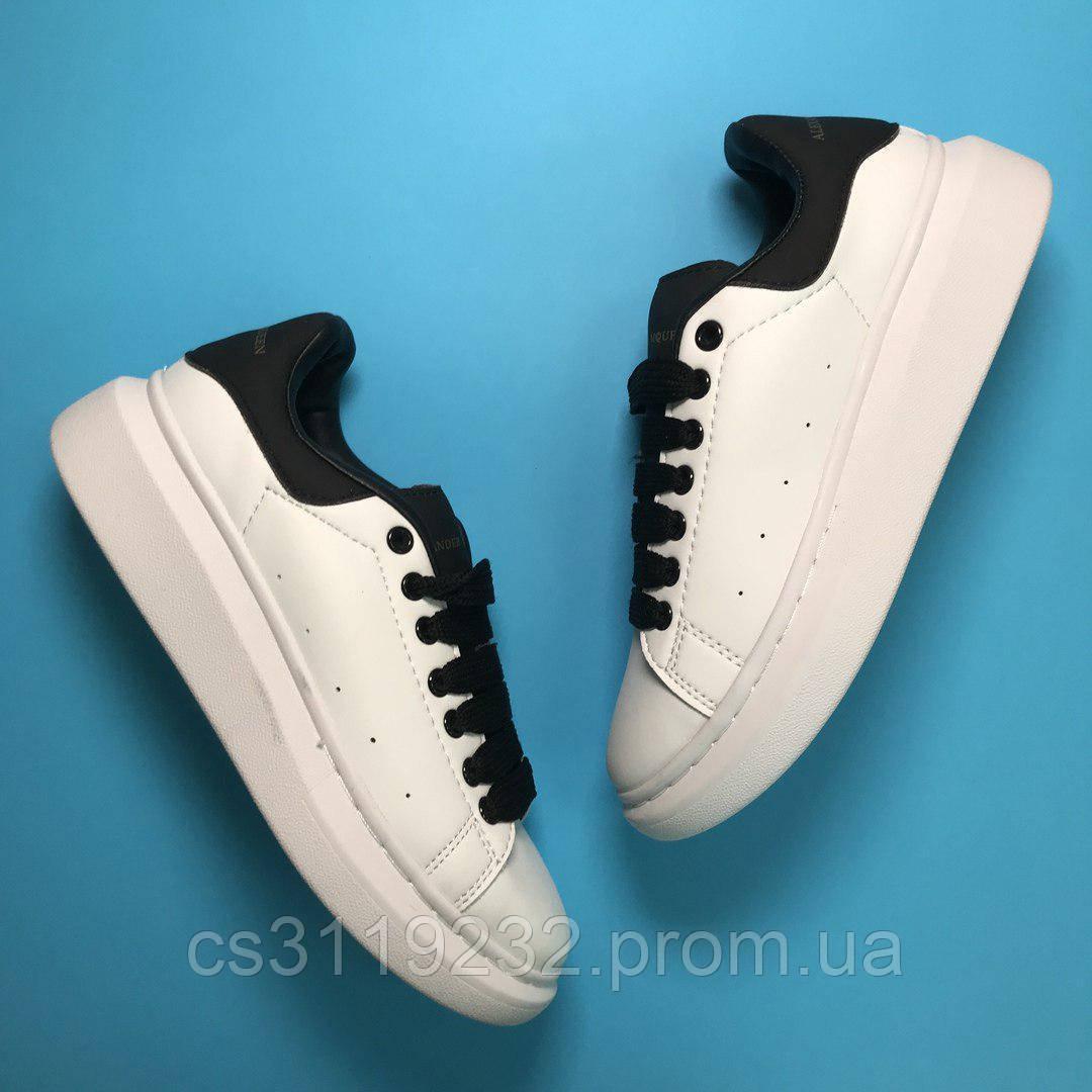 Жіночі кросівки White Black (білі)