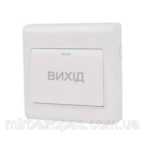 Кнопка выхода Exit-6D для системы контроля доступа, фото 2