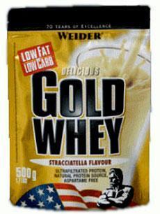 Gold Whey protein Weider (500 гр.)
