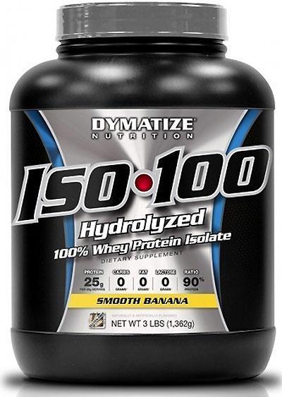 ISO-100 Dymatize Nutrition (1362 гр.)