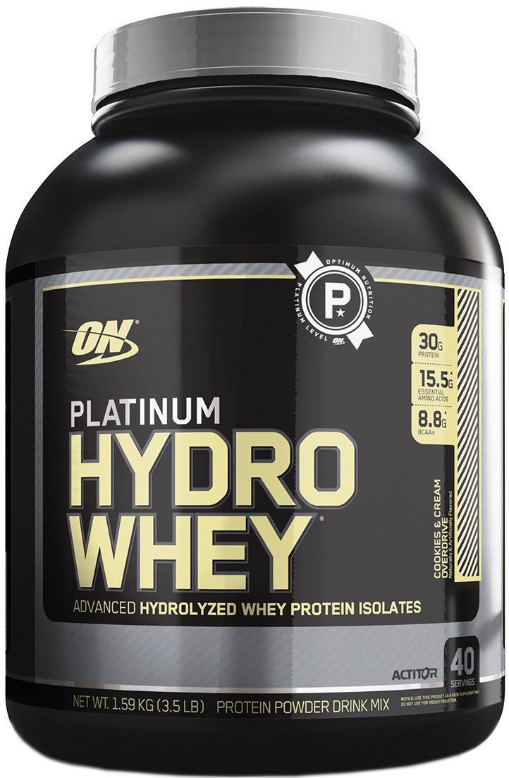 Platinum HydroWhey Optimum Nutrition (1590 гр.)