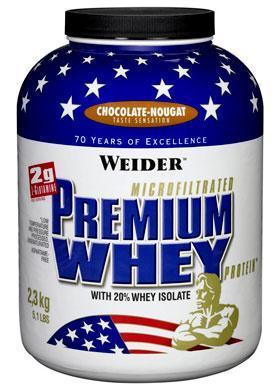 PREMIUM Whey Protein Weider (2300 гр.)