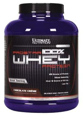 ProStar Whey Protein Ultimate Nutrition (2270 гр.)