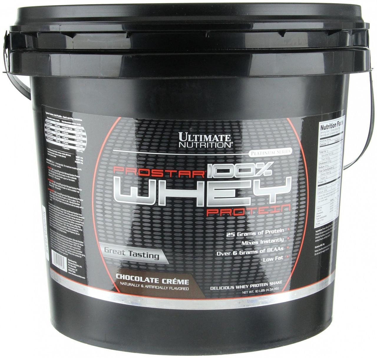 ProStar Whey Protein (4540 гр.)