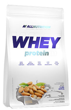 Whey protein All Nutrition (2200 гр.)