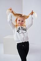 Свитшот на девочку 4-7 лет