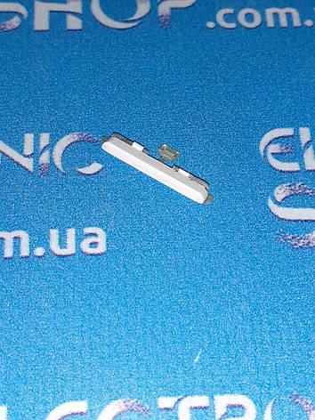 Пластикова кнопка гучності Samsung GT-S 6102 original б.у, фото 2