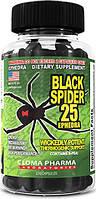 Black spider 25 Cloma Pharma (100 капс.)