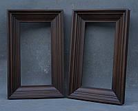 Рамы для фотографий или зеркал из массива дерева.