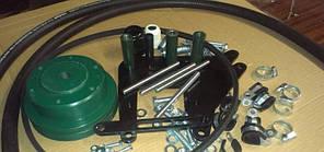 Кронштейн компрессора кондиционера трактора МТЗ Д243, Д245