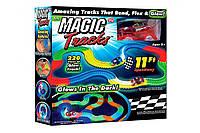 Детская гибкая игрушечная Дорога Magic Tracks 220 деталей (9588) (48)