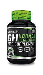 GH Hormone Regulator BioTech USA (120 капс.)
