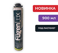 Монтажная Пена Fugen-Lux (Фуген Люкс) Профессиональная. 900мл. Выход пены ДО 65Л. (Турция)