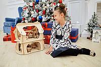 Будинок для ляльок LOL / Дом для кукол ЛОЛ (LOL) / кукольный домик LOL