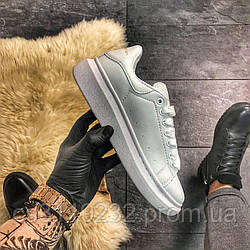 Женские кроссовки Full White (белые)