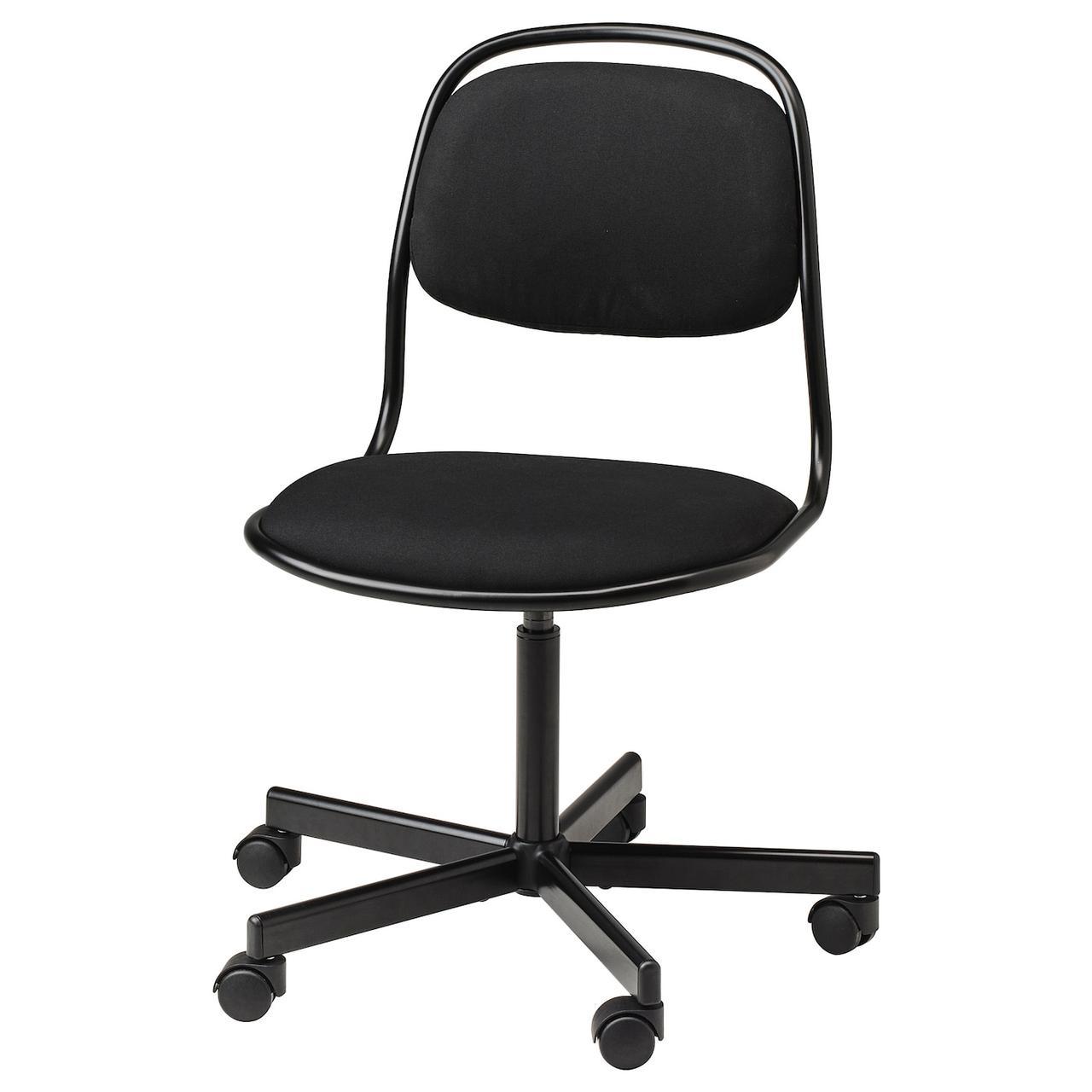 Компьютерное кресло IKEA ÖRFJÄLL Vissle черное 493.030.72