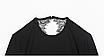 Жіночий сексуальний мереживний боді з довгим рукавом, з відкритою спиною Macheda black, фото 4