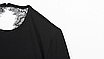 Жіночий сексуальний мереживний боді з довгим рукавом, з відкритою спиною Macheda black, фото 7