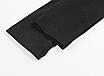 Жіночий сексуальний мереживний боді з довгим рукавом, з відкритою спиною Macheda black, фото 8