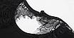 Жіночий сексуальний мереживний боді з довгим рукавом, з відкритою спиною Macheda black, фото 10