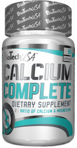 Calcium Complete BioTech (90 капс.)