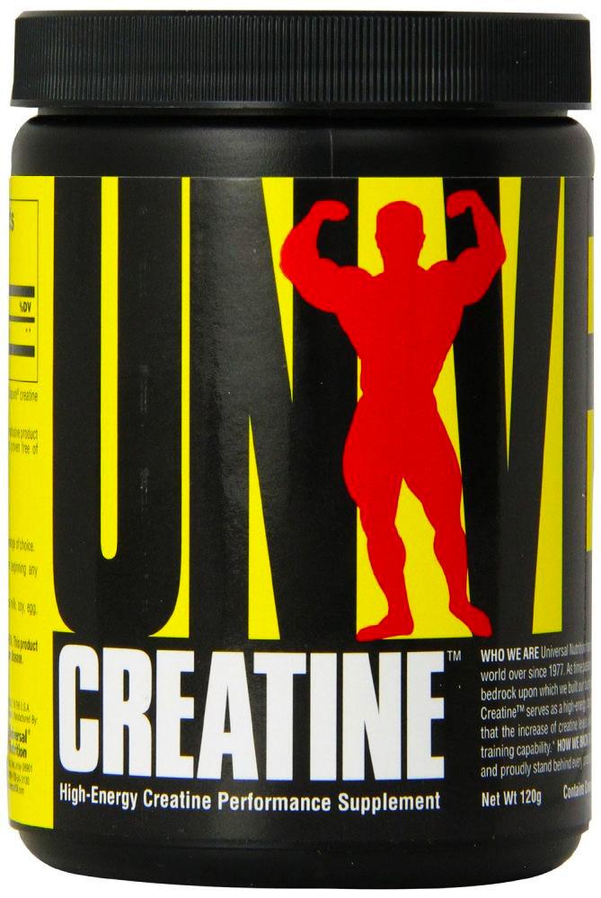 Creatine Powder Universal Nutrition (120 гр.)